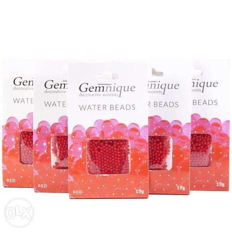 Decorative Red Water Beads for Vases/Centerpieces Nairobi CBD - image 3