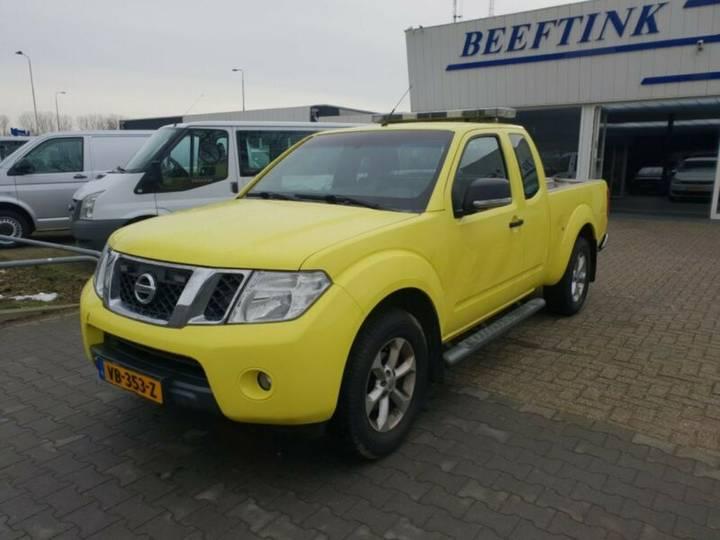 Nissan Navara 2.5D, 4WD, Klima-automatik, 03-2013 - 2013