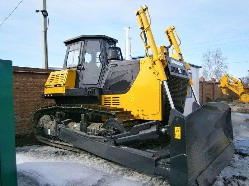 New Sinomach Yd230 Bulldozer