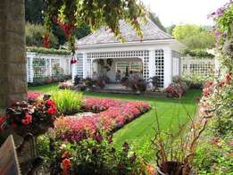 Landscaping and garden care