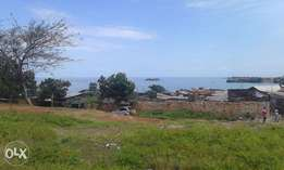 50x100 plot on sale with vast lake view of kasenyi landing site