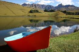 Southern Drakensberg - Riverbend Chalets and Fairways - Timeshare Rent