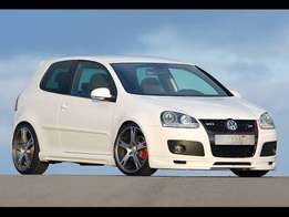 Golf 5 GTI wanted