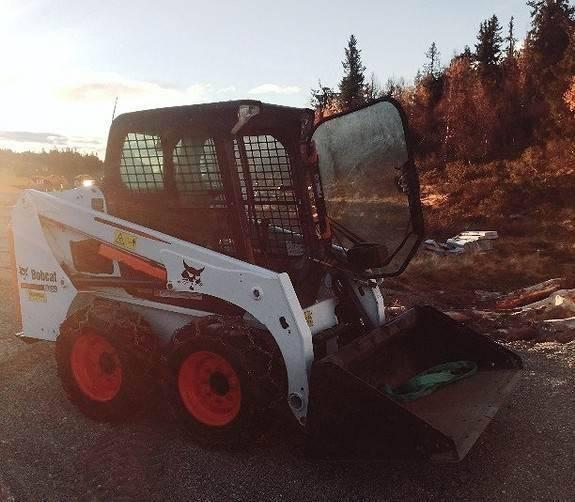 Bobcat S450 Som Ny! - 2015