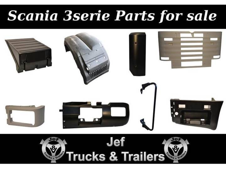 SCANIA 3 SERIE PARTS