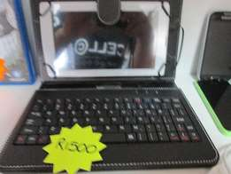 BRAND NEW 7' Tablet with KEY BORED POUCH for only R1500