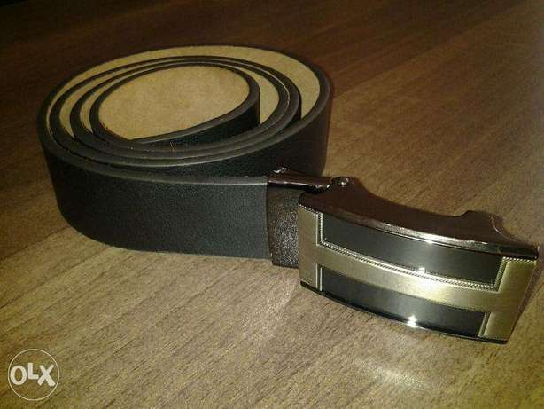 Genuine leather belts available Langata - image 2