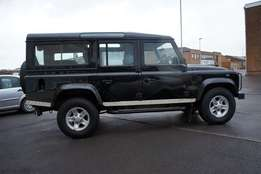 Land rover defender brand new car