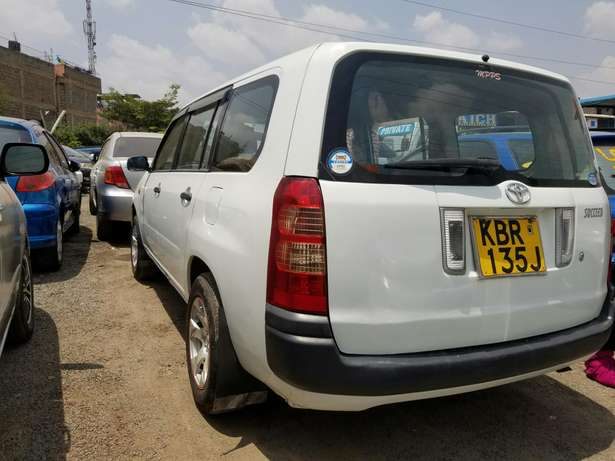Toyota Succeed super clean,loaded. Buy and Drive Embakasi - image 4