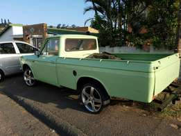 Datsun bakkie engine needs to be done