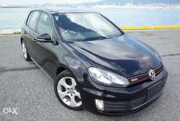 2010 Volkswagen Golf GTI Turbo 2.0L