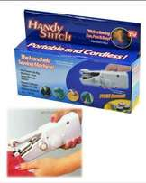 Hand sewing machine