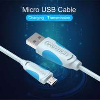 Premium Fast USB charging and High speed data cable 2.0 vention
