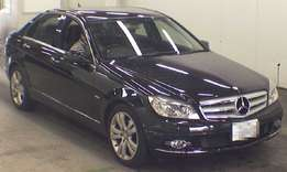 Mercedes-Benz C200 Kompressor 2009