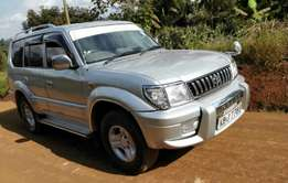 Quick sale! Toyota Prado KBJ available at 1.35m asking price!