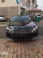 Clean 2014 Mercedes Benz E350