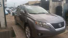 Foreign Used Lexus RX350
