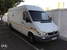 I'm selling my sprinter