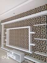Greek Wall paper design