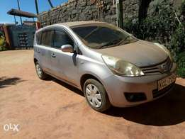 Quick sale of Nissan Note(KCL)