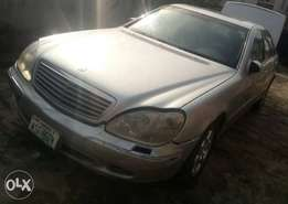 Super Clean 2005 Mercedes Benz S500, Perfect Engine and Gear System