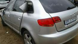 Audi A3 2.0 fsi Stripping for Spares