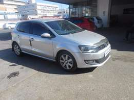 2014 VW polo 6 1.6 comfort line Automatic R145000