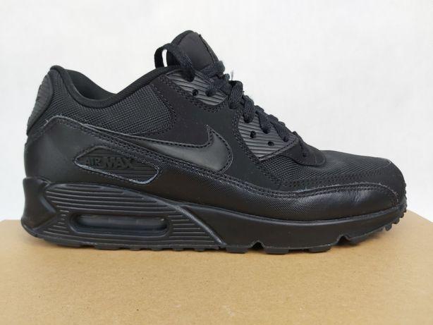 Sneakersy czarne NIKE air Max 42 oryginalne Pruszków • OLX.pl
