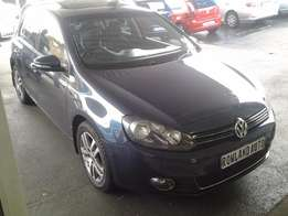 2011 Golf 6 TDI Automatic for R160000