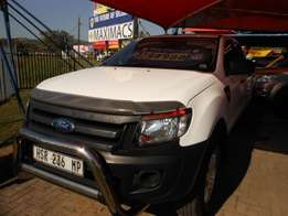 Ford Ranger 2.2 Tdci XL D/C Plus Limited Edition 2015