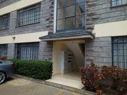 2 bedroomed spacious apartment to let in kileleshwa