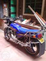 Captain 150 CC KMDP