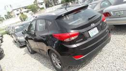 First body Hyundai ix35 2012