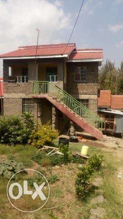 HS012 – Ongata Rongai incomplete 4 bedroom mansion– Offer invited Ongata Rongai - image 5