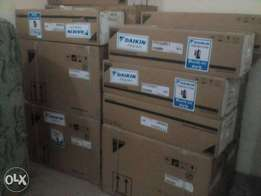 7 Units of Brand new Panasonic Air Conditioned for Sale