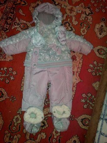 Зимний комбинезон  270 грн. - Одежда для новорожденных Бровары на Olx cd9abf06c8a