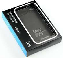 External battery for iphone 4/4S