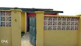 Detached 3 Bedroom Bungalow At Gbagi Area