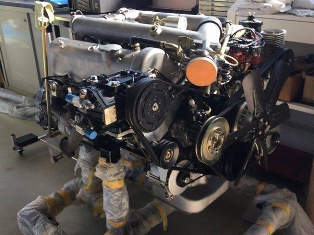 Mercedes-Benz 600 W100 Motor 600, Motor neu überholt für MB 600, W100 - 1970
