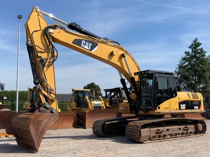 Caterpillar 325DL Hydraulic Excavator - 2008