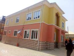 A two bedroom apartment at Sandyville Estate lugbe