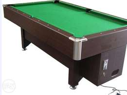 Imported coin table 8ft
