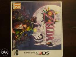 Legend of zelda majora's mask for 3ds