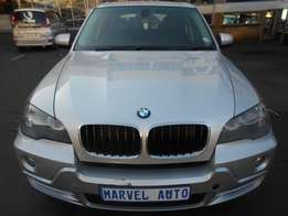 2009 Automatic BMW X5 Drive 30D For R245,000