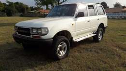 toyota land cruiser series 85 1992