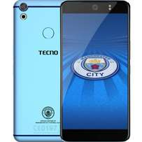 TECNO Camon CX Manchester City Limited Edition [64GB ROM+4GB RAM] NEW