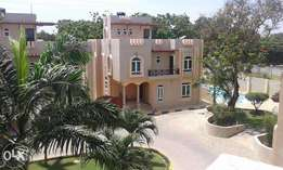 Executive 5bedroom mantionatte in a gated community estate with pool