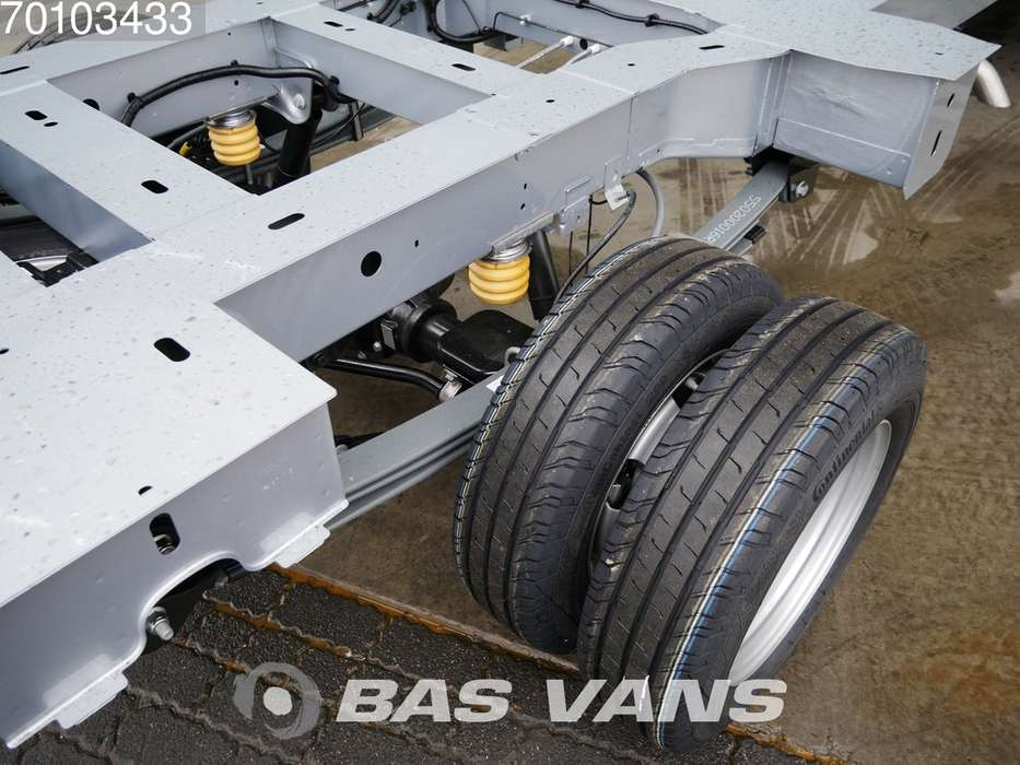 Renault Master Chassis cabine 165PK Dubbellucht Navigatie Airco 3... - 2019 - image 7