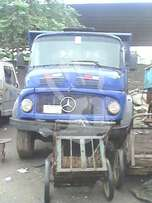 Mercedes benz 911 tipper