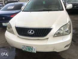 cheapest neat nigeria used Lexus RX 330
